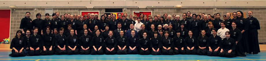 Women in Iaido 1