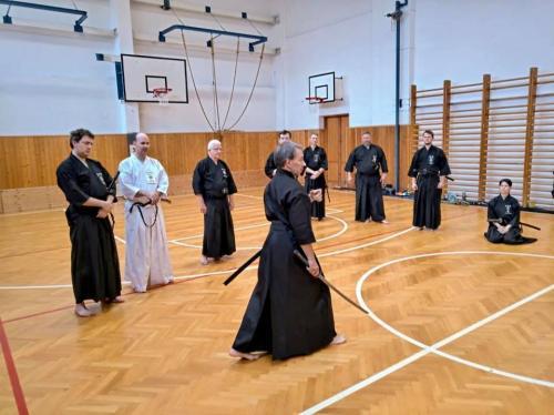 Kensei Iaido Restart Seminar 2020