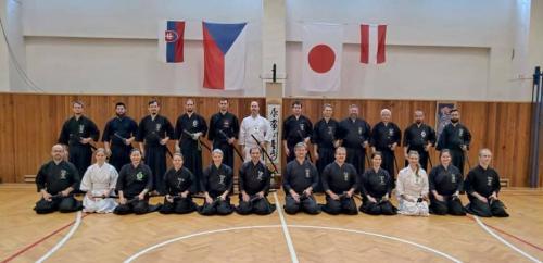 Iaido Restart Seminar, Prague 06/2020