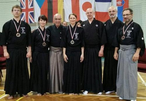 Polish Jodo & Iaido Championships, Krapkowice 05/2018