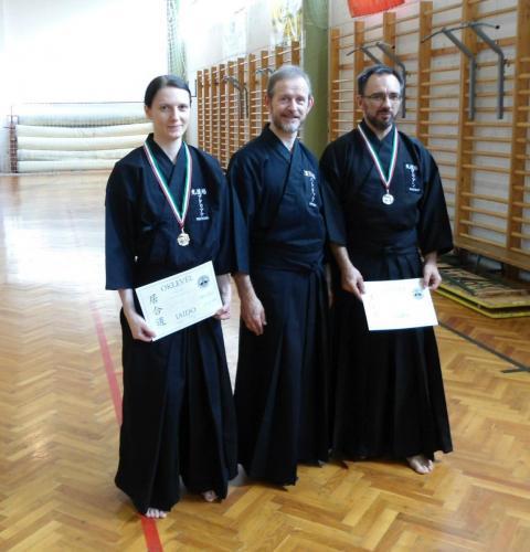 Hungarian Iaido Open Taikai, Balaton 05/2014