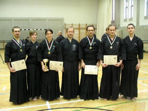 Hungarian Iaido Open Taikai, Budapest 01/2010