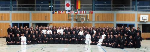 Iaido seminar, Villingen 06/2014