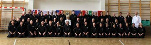 Iaido seminar with Vic Cook sensei, Slovakia 05/2014