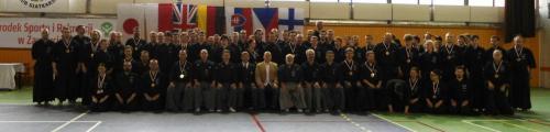 Polish Iaido Championships, Zawiercie 05/2014