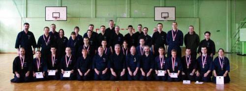 Polish Jodo Championships, Gdynia 02/2012