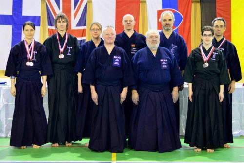 Polish Jodo Championships, Zawiercie 05/2013