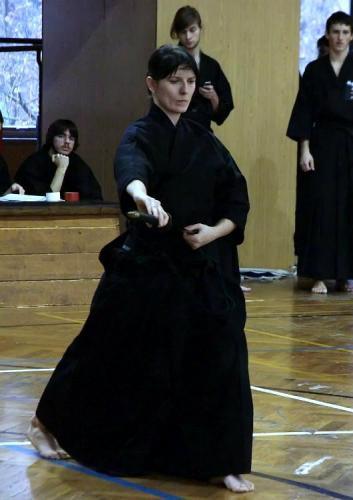 Shinbukan Iaido Taikai, Prague, 12/2009